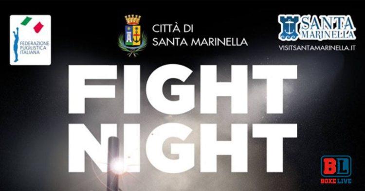 È tempo di Fight Night