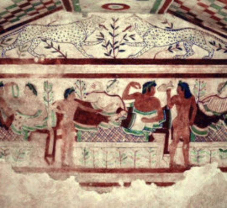 Nel 2004 le Necropoli di Tarquinia e Cerveteri diventarono Patrimonio mondiale dell'umanità