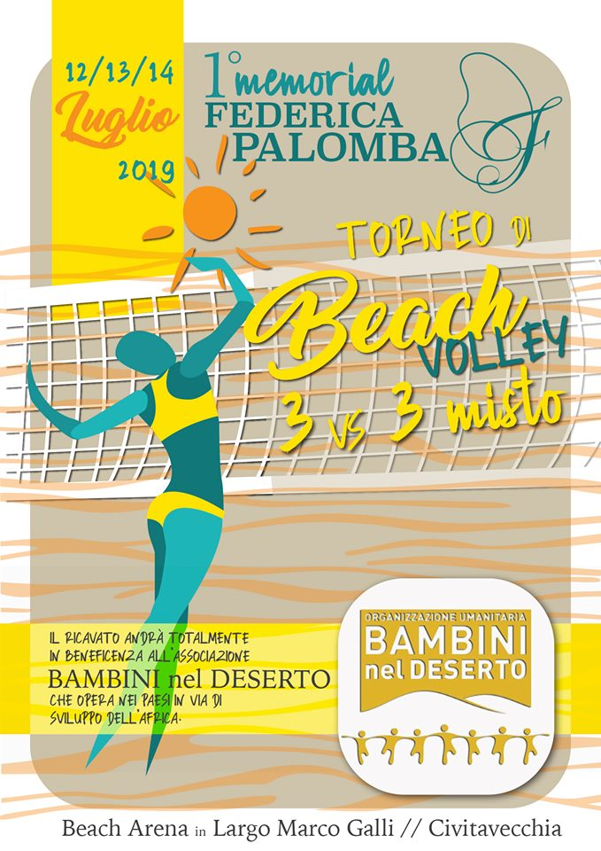 La Beach Arena ospita il Memorial Federica Palomba