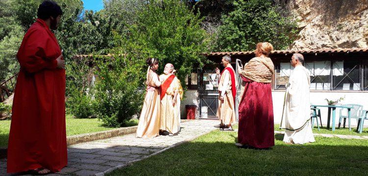 Mese degli Etruschi: domani il teatro a piazza Soderini
