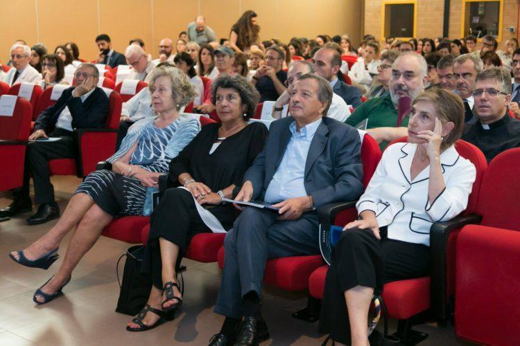 Il sindaco Tidei ospite della Fondazione Santa Lucia