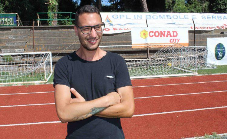 Andrea Lupi: ''Obiettivo Promozione, vogliamo crescere in tutti i sensi''