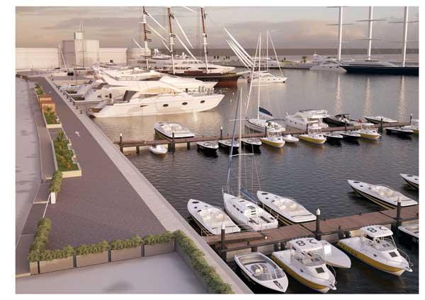 Marina Yachting, Porto Storico: ''Convinti delle nostre ragioni''