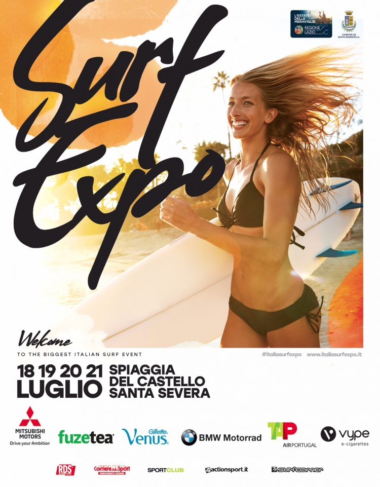 Italia Surf Expo cala il poker