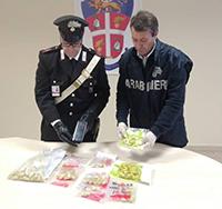Corriere della droga arrestato in aeroporto