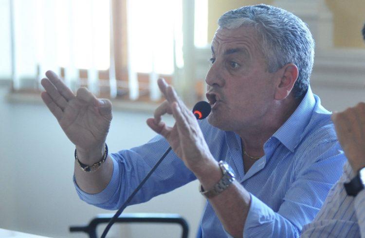 Luciani: ''Pronti a bloccare porto e città''