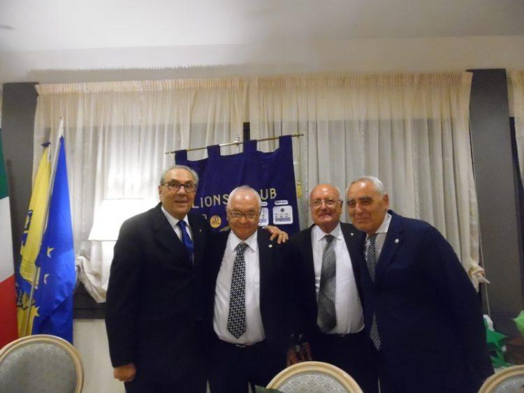 Gianfranco Ciatti nuovo presidente del Lions Club