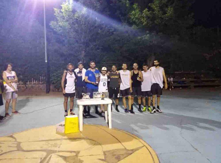 Il torneo ''The Original'' va al team Workout