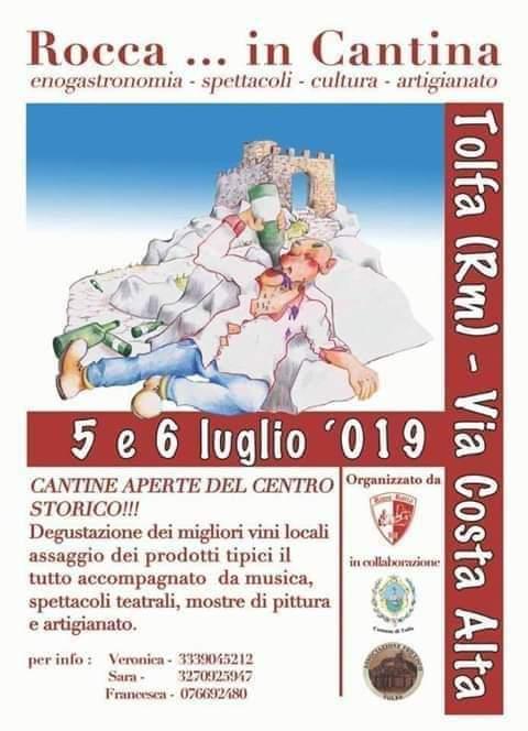 Rocca in cantina: due giorni di musica, teatro e auto d'epoca