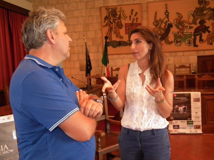 Diretta Tv web per il Tarquinia horse show
