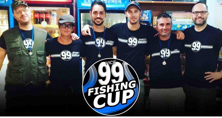 Penultima giornata della Fishing Cup: Di Marco primo, Sargieri secondo e Di Rosa terzo