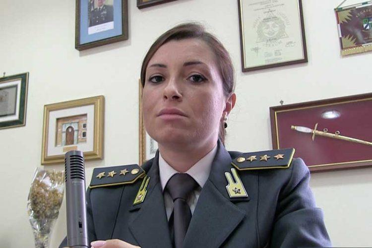 Emilia Altomonte promossa maggiore