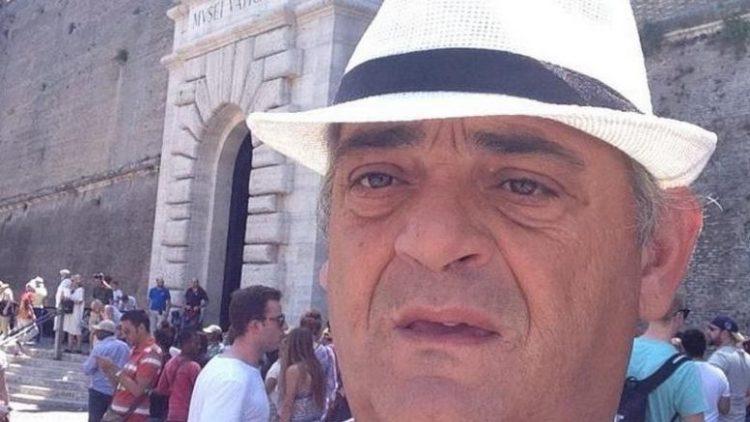 Mario Alocchi il sensitivo ritrovato dalla Polfer a Orte