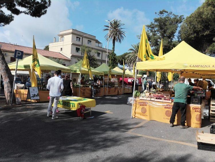 Il mercato a km 0 è realtà, oggi l'inaugurazione