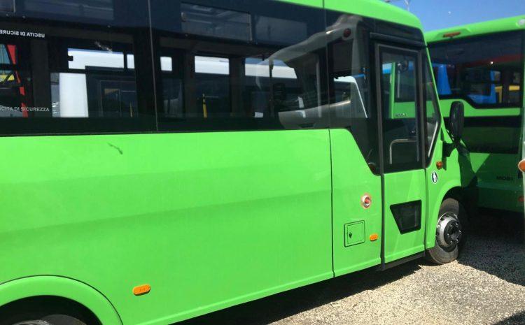 Tpl, nelle prossime settimane due nuovi minibus