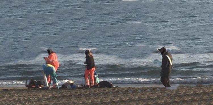 Surfista muore colto da malore