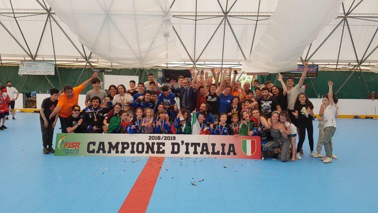 Snipers campioni d'Italia