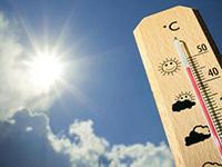 Il 2018 è stato il quarto anno più caldo