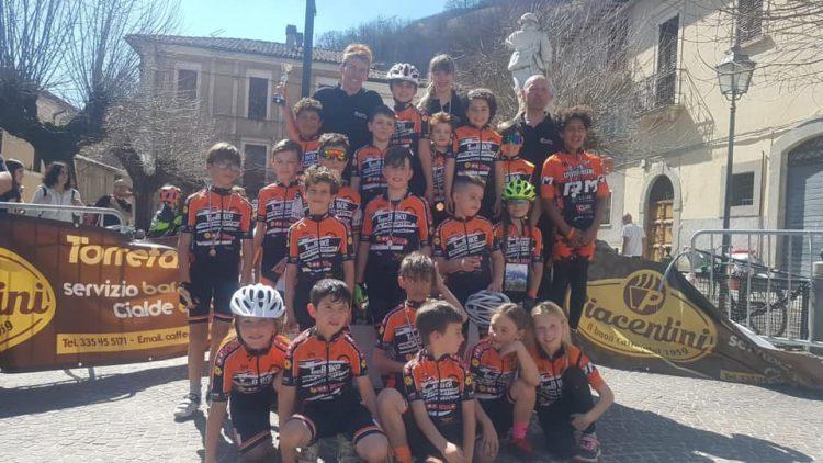 Team Bike Race Mountain, grande prova nello short track di Posta