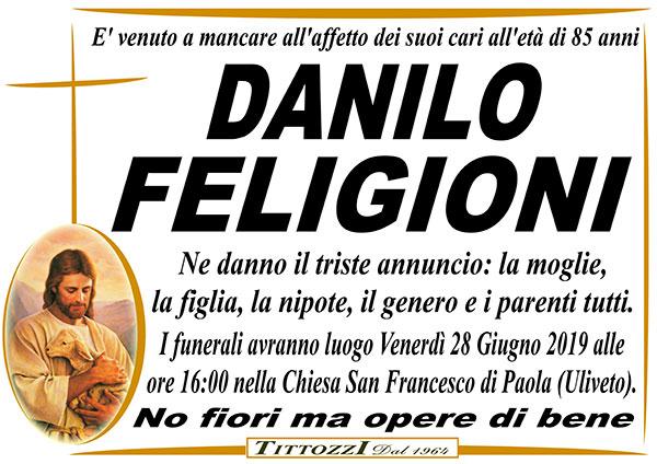 DANILO FELIGIONI