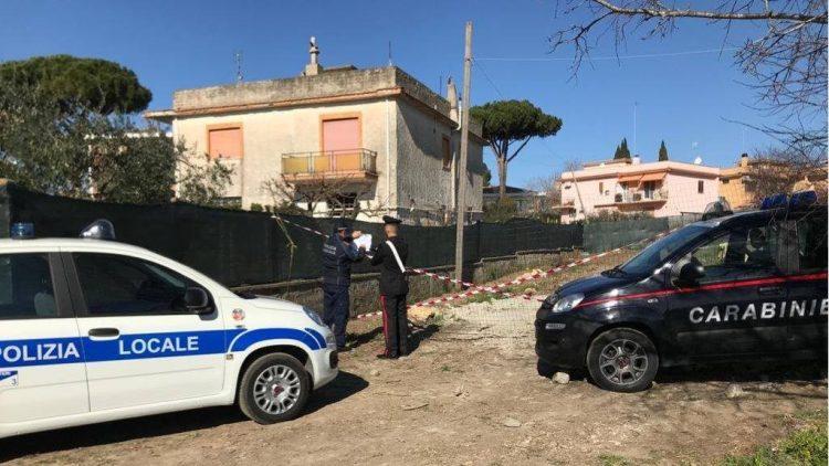 Abuso edilizio in area sottoposta a vincolo archeologico: denunciata la proprietaria