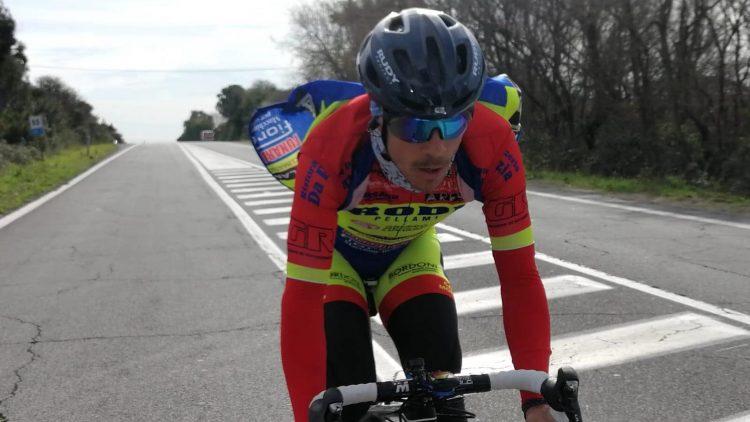 La Calzaturieri Montegranaro pedala veloce grazie a Luca Taschin