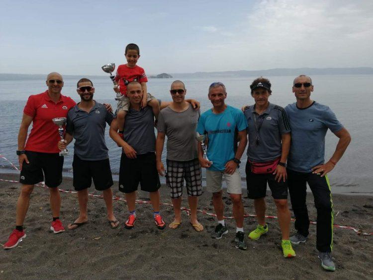 Più di 250 atleti al Triathlon Sprint della Tuscia