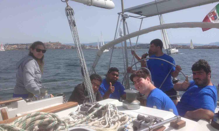 ''Marelibera'': presente l'equipaggio Luigi Capotorti
