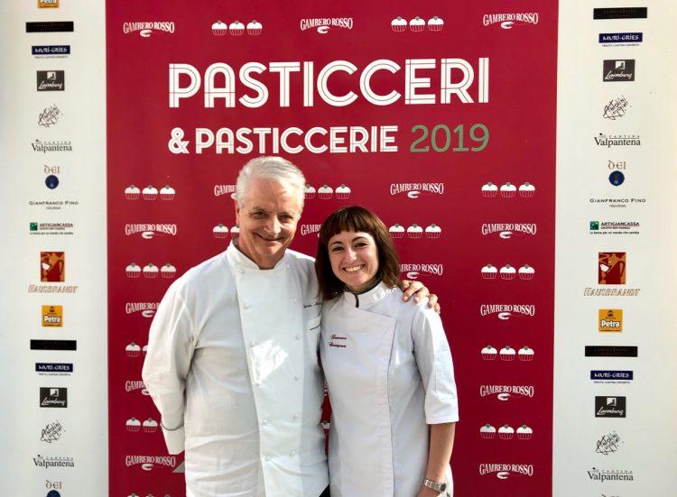 Francesca Castignani miglior pasticcera d'Italia