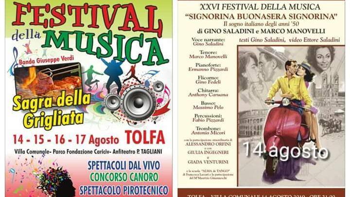 Festival della musica: si apre la festa con la banda cittadina