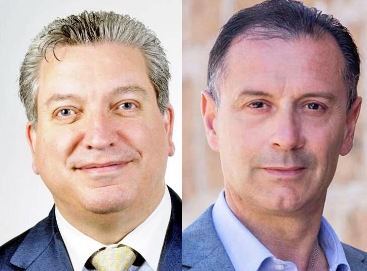 De Angelis e Orsomando: «Sindaco le tue bugie fanno scorrere l'acqua all'insù»