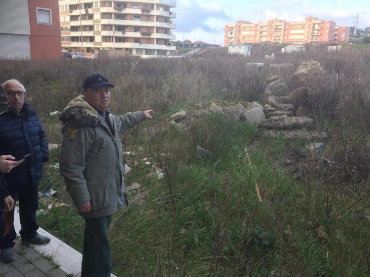 San Liborio, Grasso incontra i residenti