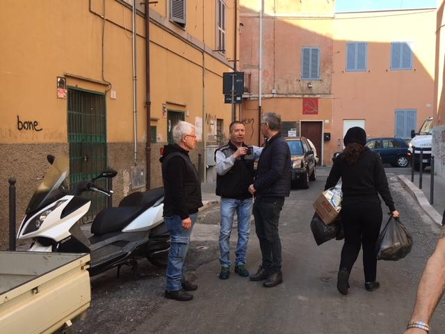 Tarantino al mercato: ''Elemento portante per lo sviluppo cittadino''