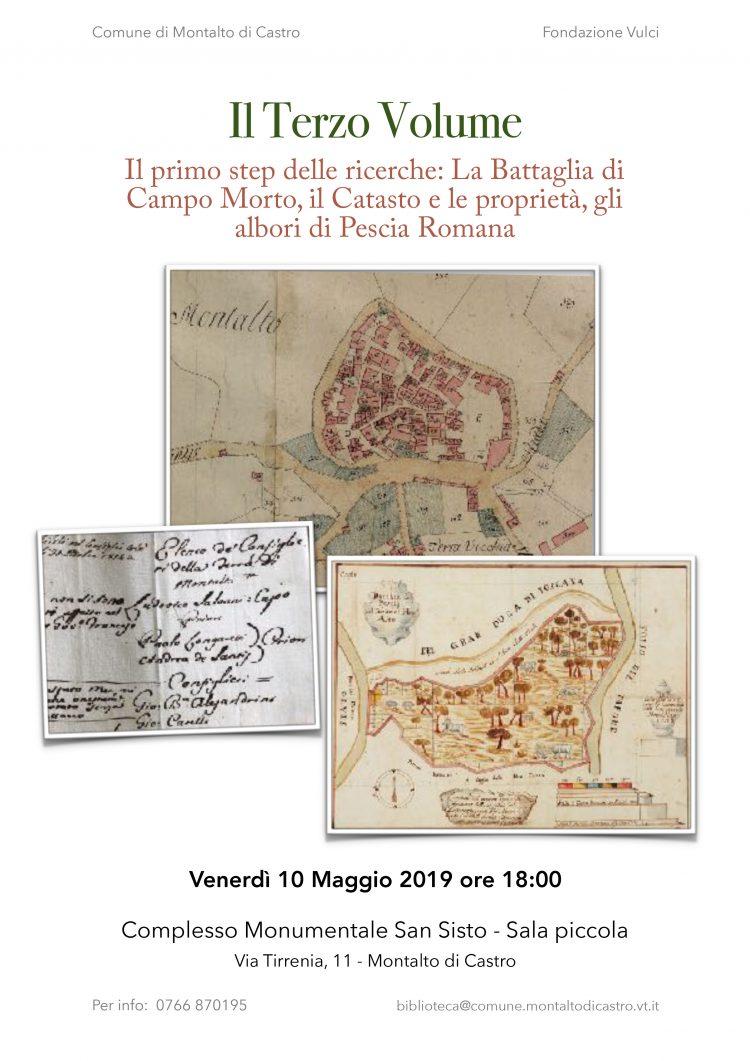 Fondazione Vulci, venerdì la presentazione delle ricerche su Montalto