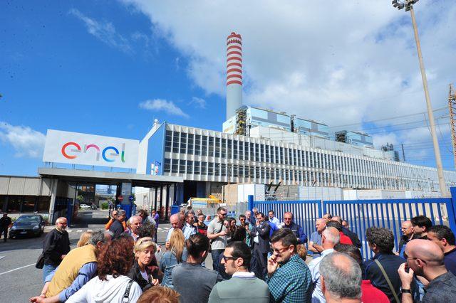 Vertenza Enel: Borgioni (Filt Cgil) lancia l'allarme per il porto
