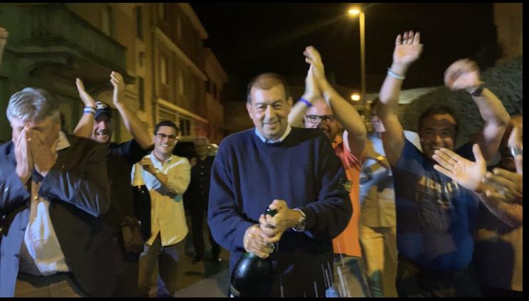 "Giulivi sindaco: ""Ha vinto Tarquinia"""