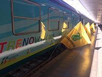 Sui binari italiani torna Treno Verde