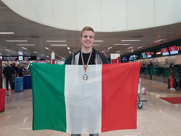 Massimiliano Foschi super: doppia medaglia nel weekend