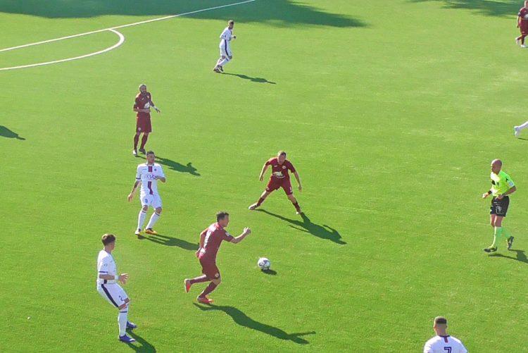 Al Trastevere Stadium non si passa: Ladispoli battuto 3-1