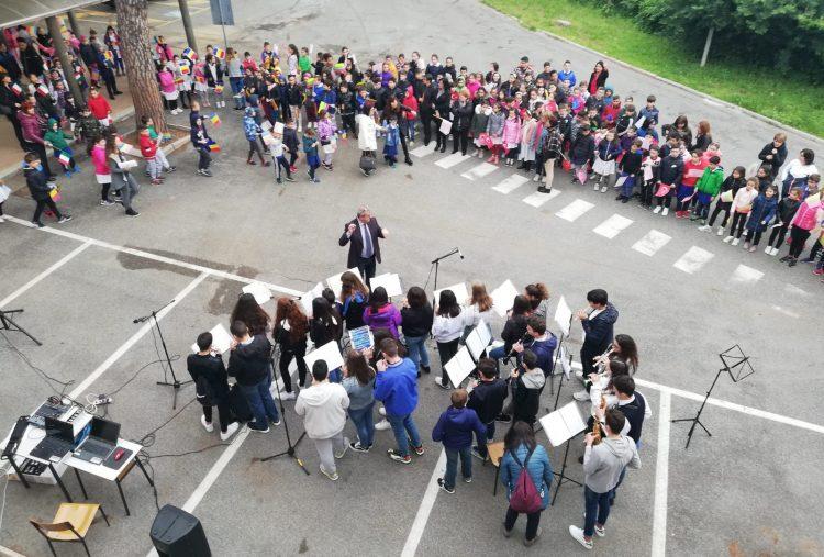 Progetto Erasmus +, cerimonia di benvenuto all'Istituto Giovanni Cena