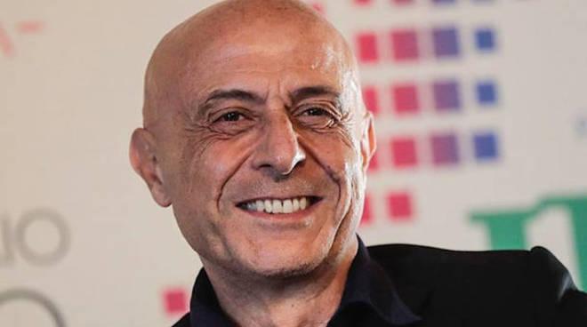 Marco Minniti presenta il suo libro a Civitavecchia