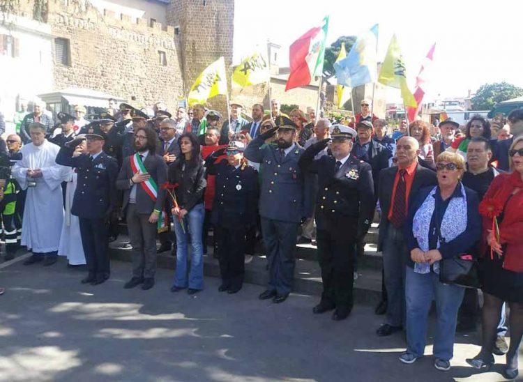 ''Dove non verranno celebrati da eroi i partigiani italiani, lì sarà resistenza''