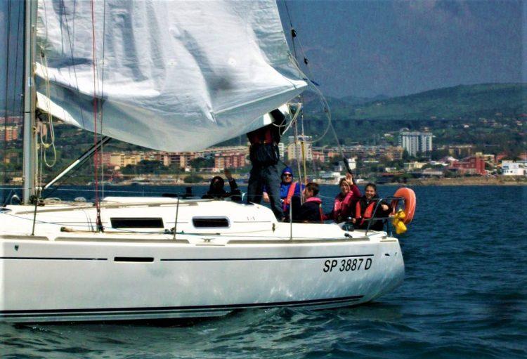'Vivere il Mare', la Corrado Melone incontra il velista Matteo Miceli