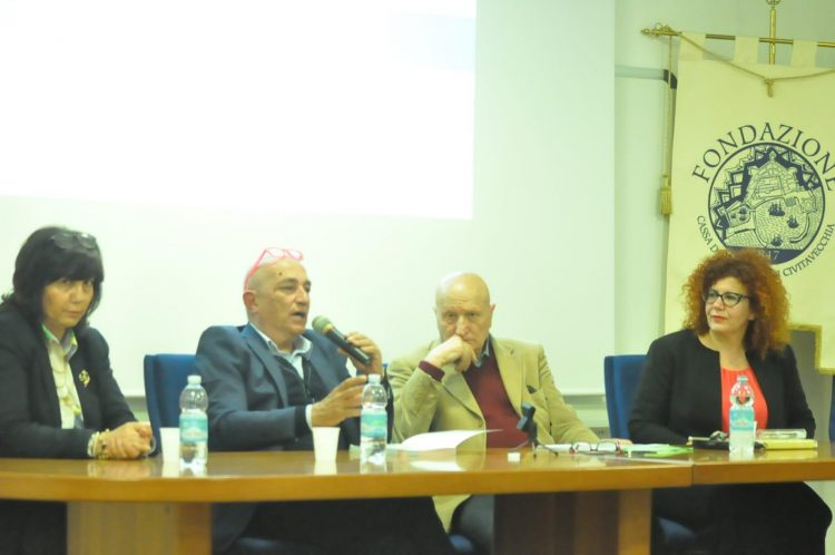Asp e Cv Volley insieme al professor Enzo D'Arcangelo