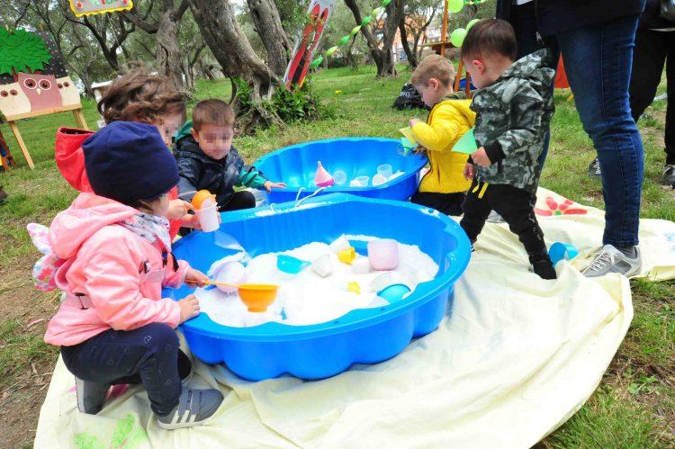 Festa dell'infanzia: svago ed informazione
