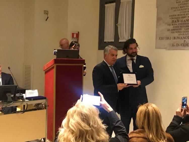 ''Eccellenze italiane'': importante riconoscimento per il generale Emilio Errigo