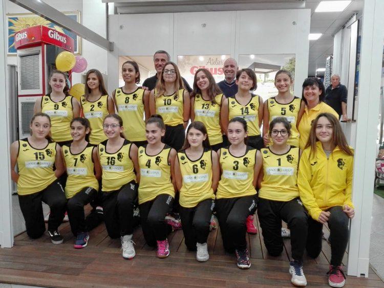 Volley Academy: la Sole Luna Under 13 conquista la semifinale provinciale