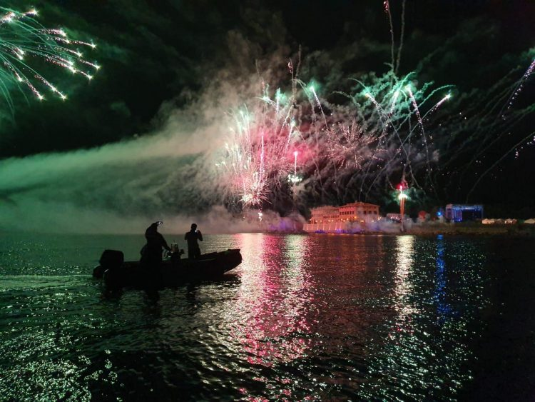 Festa extra lusso in città per Leonid Mikhelson