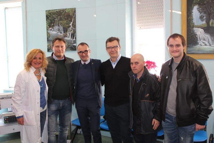 Donazioni all'ospedale di Tarquinia, la Asl ringrazia le associazioni