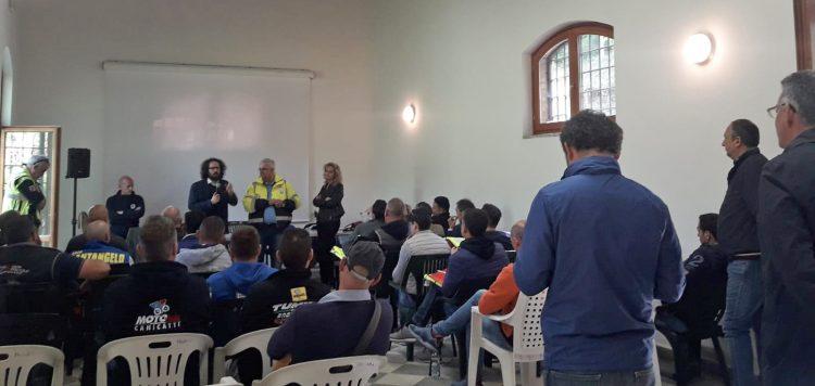 Circa 100 enduristi al terzo corso nazionale di formazione